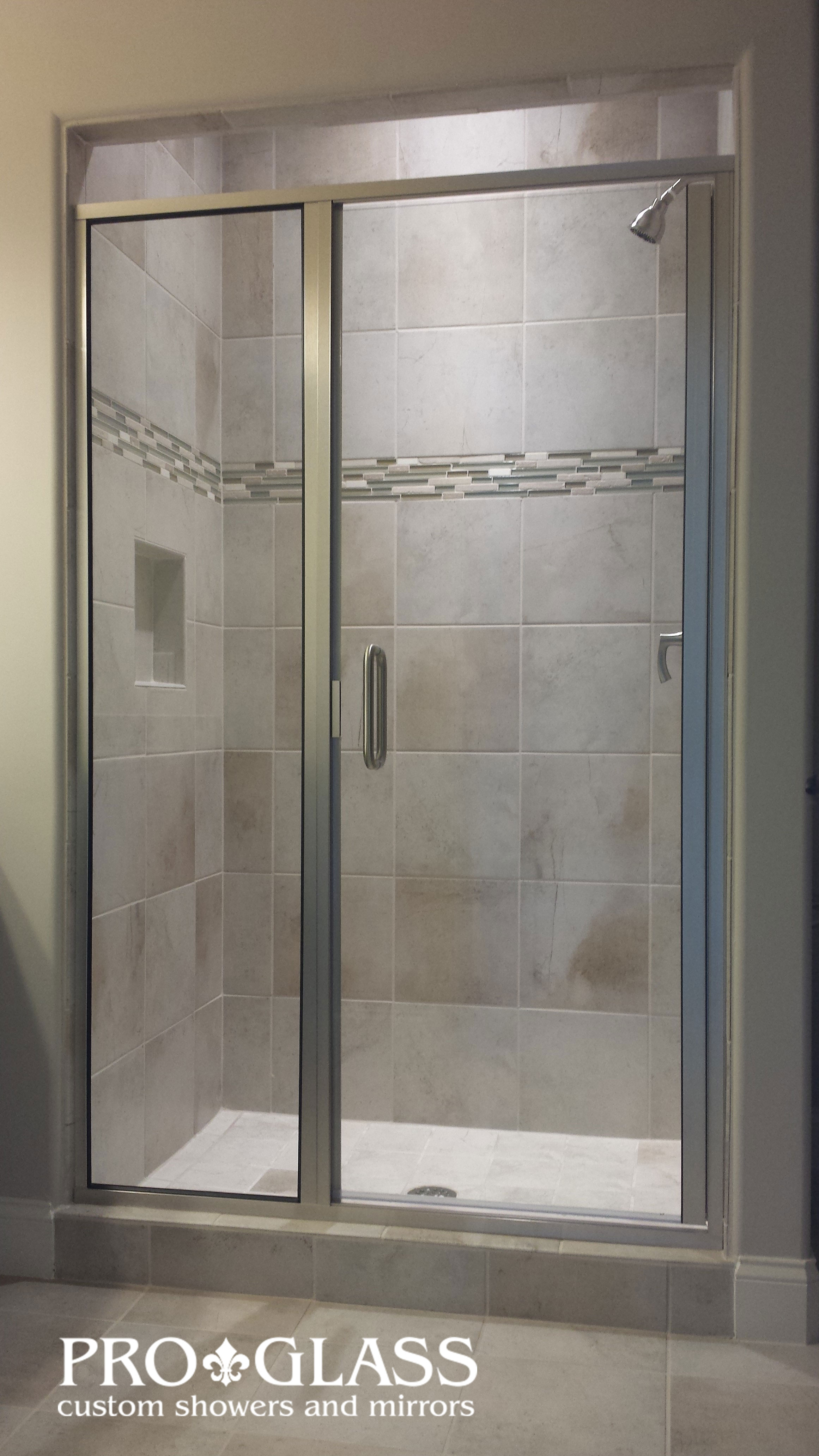 Glass Shower Examples Raleigh | Proglass Shower Gallery
