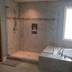 Frameless Shower Raleigh