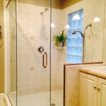 Frameless Shower Example