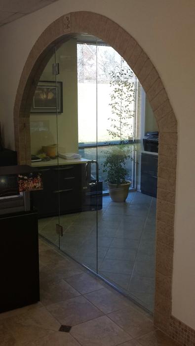 Commercial Indoor Glass