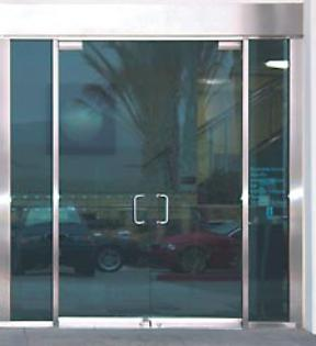 Entry Door Glass Repair